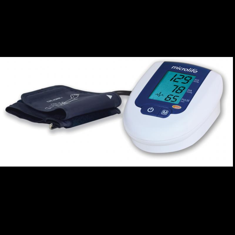 Ciśnieniomierz wykrywający arytmię serca