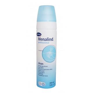 Pianka oczyszczająca do skóry Menalind professional 400 ml