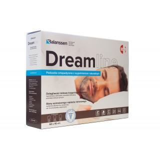 Balanssen DreamLine poduszka ortopedyczna - orkisz i lawenda