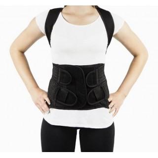 Orteza kręgosłupa  wzmocnienia  w odcinkach krzyżowych lędźwiowym i piersiowym
