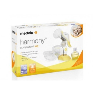 Laktator manualny Medela Harmony Pump & Feed Set