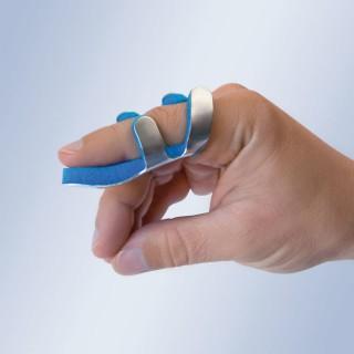 Aluminiowa orteza unieruchamiająca palec OM6201