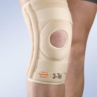 Krótki stabilizator kolana ze stalkami bocznymi 6102