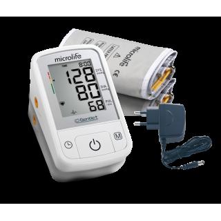Ciśnieniomierz Microlife automatyczny BP A2 Basic z zasilaczem