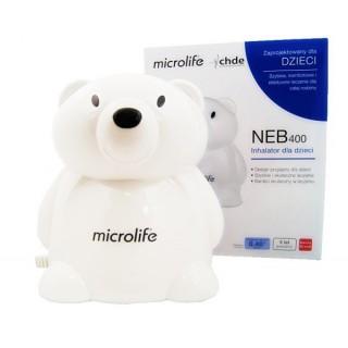 Inhalator Microlife NEB 400 dla dzieci