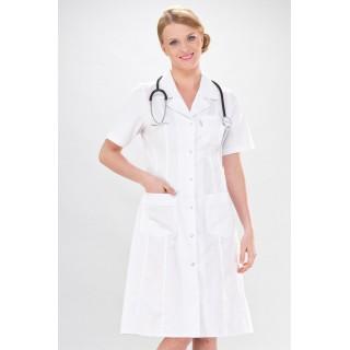 Fartuch medyczny damski