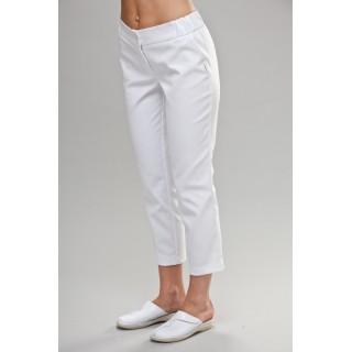Spodnie medyczne damskie Cygaretki 454