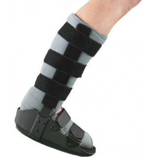 Orteza na staw skokowy i stopę but