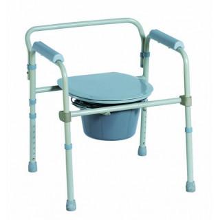 Krzesło toaletowe składane CA618