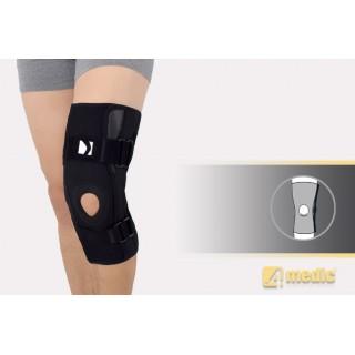 Orteza kolana jednoszynowa asymetryczna AS-KX-01
