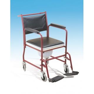 Krzesło toaletowe jeżdżące CA 611