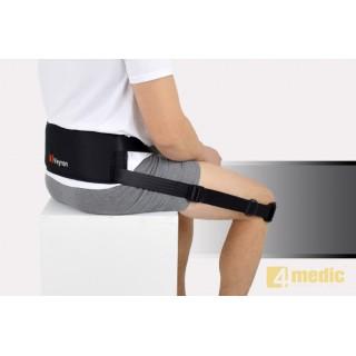 Orteza lędźwiowa dla ergonomii siedzenia AM-SO-07