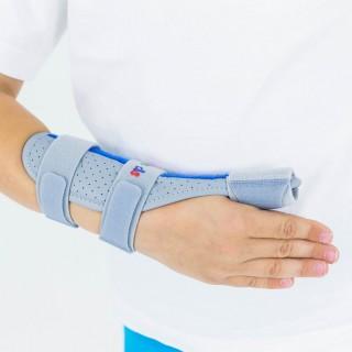 Orteza szynowa stabilizująca kciuk i mały palec dziecięca AM-D-01