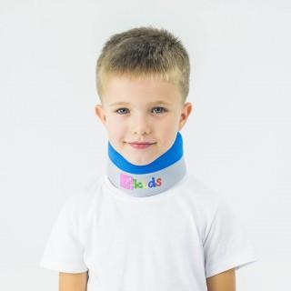 Miękki kołnierz ortopedyczny dziecięcy EB-KM