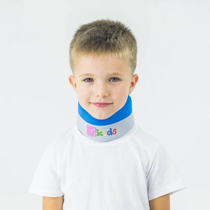 Dziecięcy kołnierz ortopedyczny