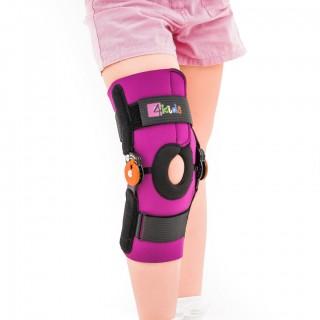 Orteza kolana z regulacją ruchomości dziecięca FIX-KD-09