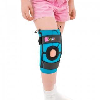 Orteza kolana z bocznymi szynami FIX-KD-12