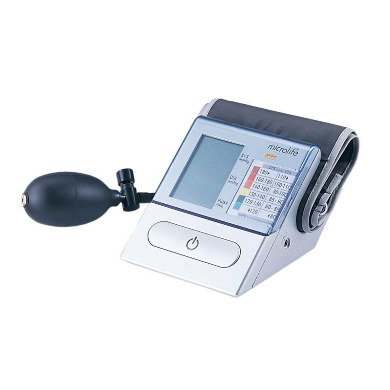 Ciśnieniomierz półautomatyczny