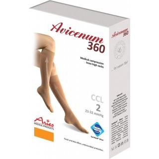 Avicenum 360 AD Podkolanówki przeciwżylakowe
