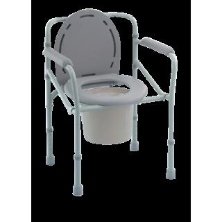 Krzesło toaletowe stalowe RF-801