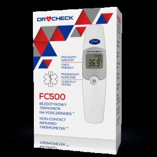 Termometr bezdotykowy Diagnosis FC500