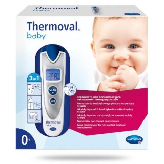 Termometr bezdotykowy Hartmann Thermoval Baby