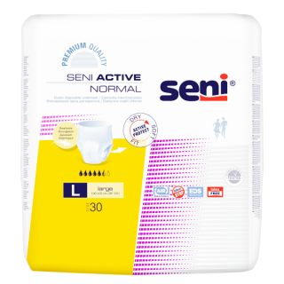 Majtki chłonne Seni Active Normal  30 sztuk