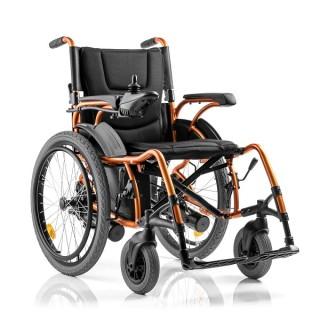 Elektryczny wózek inwalidzki na dużych kołach D130AL