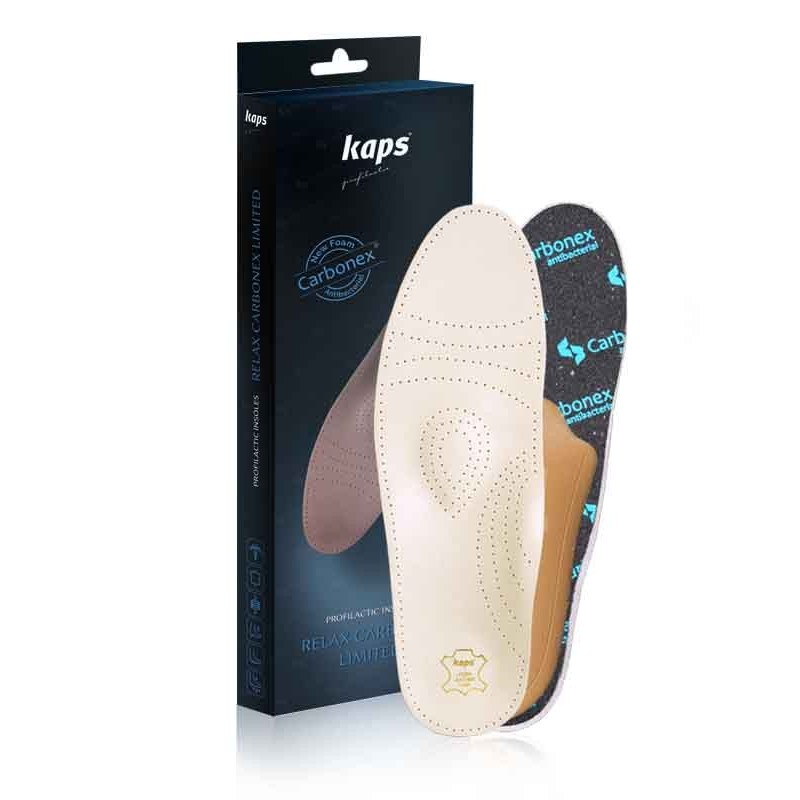 Wkładki do butów na płaskostopie podłużne i poprzeczne