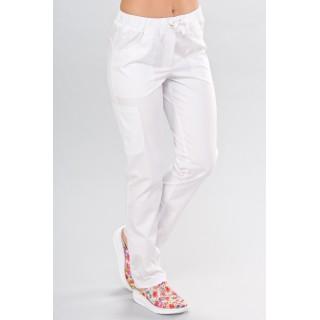 Spodnie medyczne damskie Komfort 457