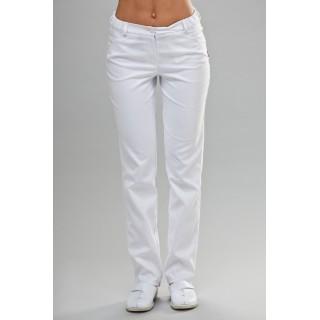 Spodnie medyczne damskie Rurki 442