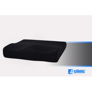 Profilowana przeciwodleżynowa poduszka do siedzenia w pokrowcu...