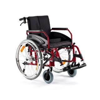 Wózek inwalidzki aluminiowy TGR-R WA 163/1