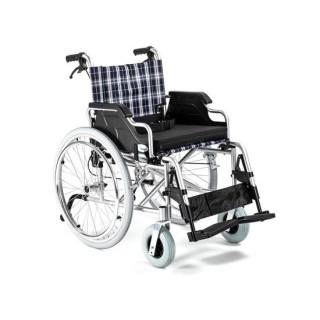 Wózek inwalidzki aluminiowy FS 908LQ/LJQ