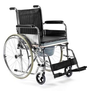 Wózek inwalidzki toaletowy FS 681U