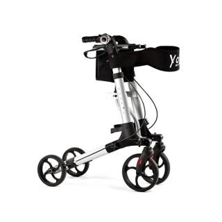 Podpórka czterokołowa aluminiowa dla niepełnosprawnych