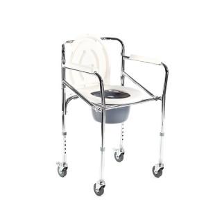 Krzesło toaletowe na kółkach  FS 696