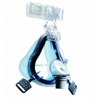 Maska ustno-nosowa CPAP Philips Respironics ComfortGel Blue Full
