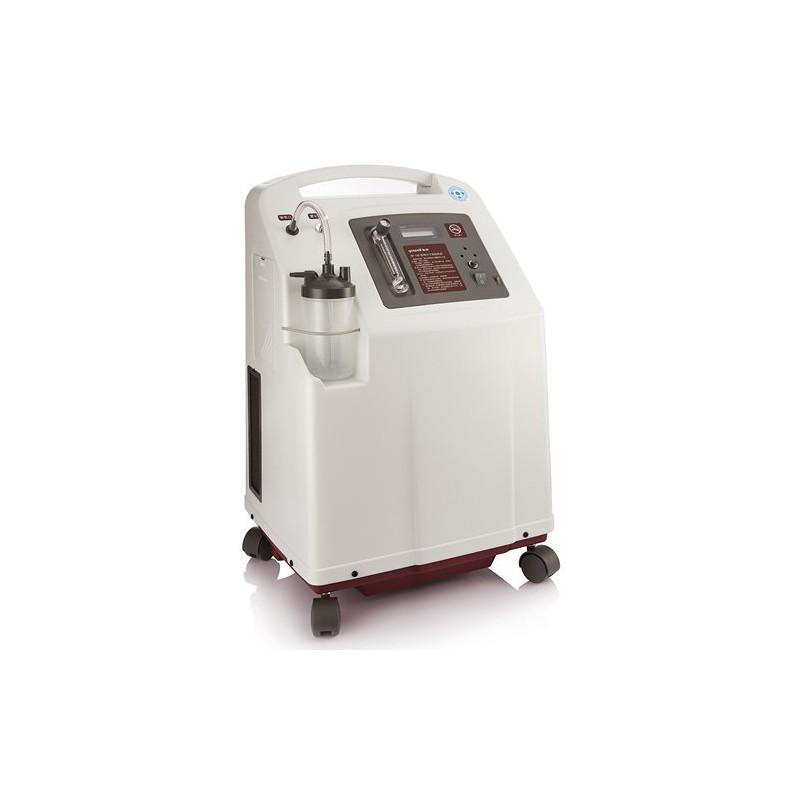 Urządzenie do tlenu do stosowania w warunkach domowych i szpitalnych