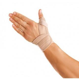 Orteza na kciuk i nadgarstek  urazy zwyrodnienia  pęknięcia kciuka