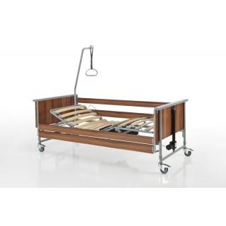 Domiflex - łóżko rehabilitacyjne sterowane elektrycznie BOCK
