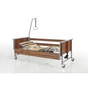 Łóżko rehabilitacyjne sterowane elektrycznie