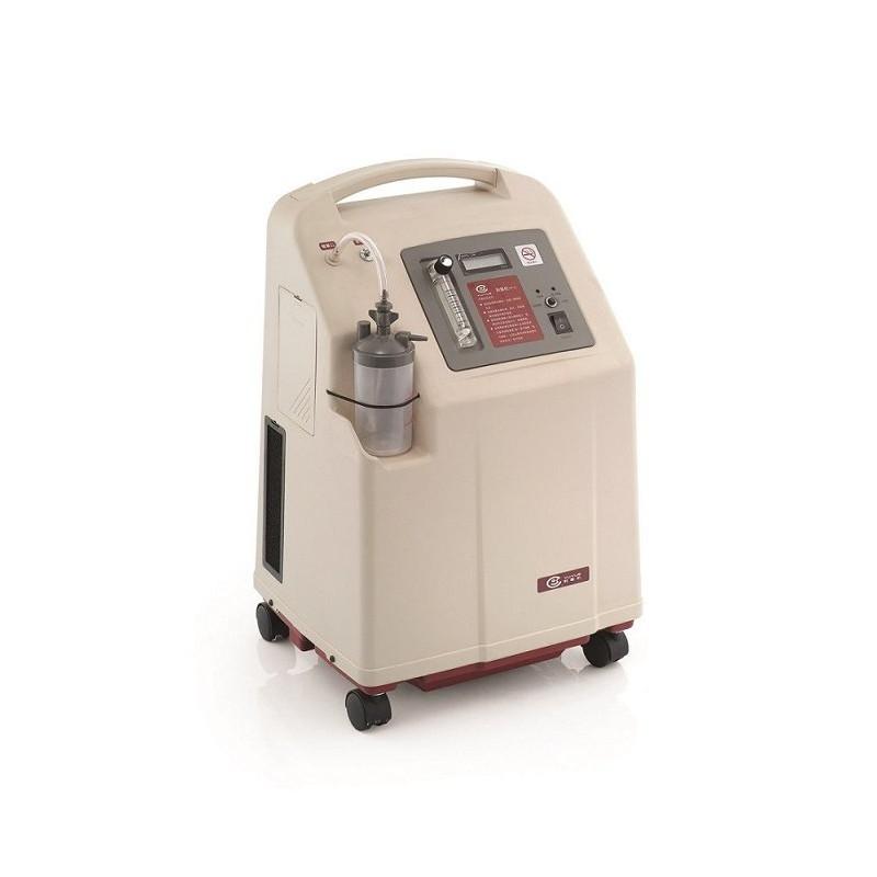 Urządzenie do tlenu  stosowane w warunkach domowych i szpitalnych