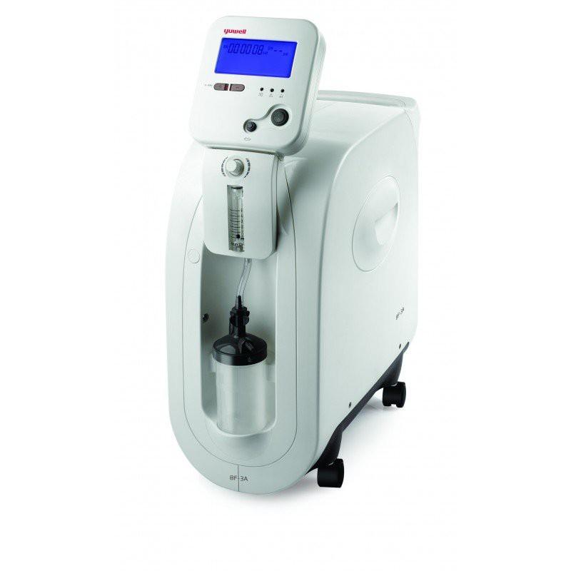 Koncentrator tlenu  stosowany w warunkach domowych i szpitalnych